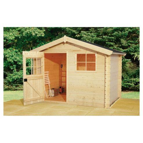Finnlife LAMPI 212 Log Cabin