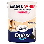 Dulux Magic White Silk Pbw 2.5L