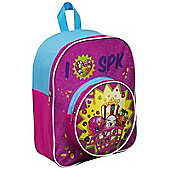 Shopkins 'Round Pocket' Junior Backpack