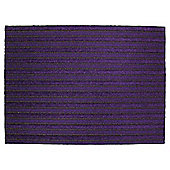 Primeur Paris Barrier Doormat, Purple 60x80cm