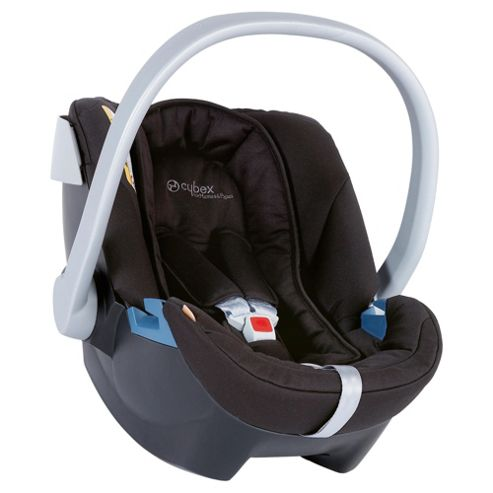 Mamas & Papas Car Seat Aton - Black Jack