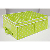 Pois box, large green