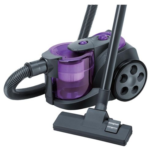 Tesco VCBL1411 Bagless Cylinder Vacuum Cleaner