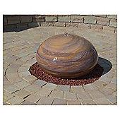 Scutella Rainbow Stone Water Feature 40cm