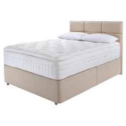 Relyon Luxury 2200 Non Storage Divan Bed Superking
