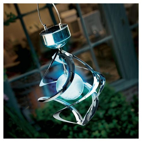 buy solar galaxy wind spinner light from our solar lights. Black Bedroom Furniture Sets. Home Design Ideas