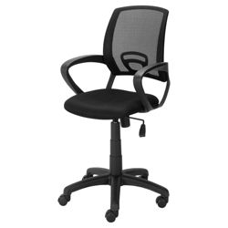 Mesh Office Chair, Black