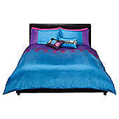 F&F Home Laurent Single Duvet Teal