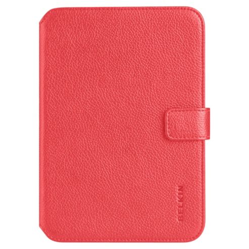 Belkin PU Leather Case for Kindle - Pink