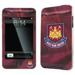 West Ham United  ipod Touch 2G / 3G Skin