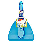 Spontex Dustpan & Brush