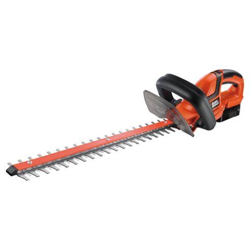 Black & Decker 18V Lithium Cordless Hedge Trimmer