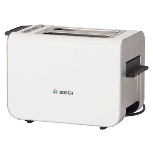 Bosch Styline TAT8613GB 2 Slice Toaster - White