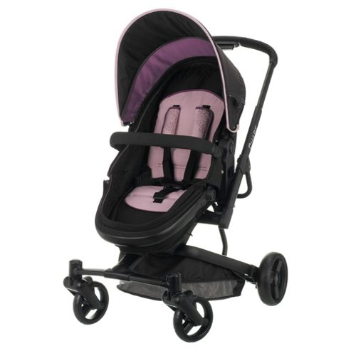 Buy Obaby Chase 4 Wheel Pramette Plum Flower From Our All