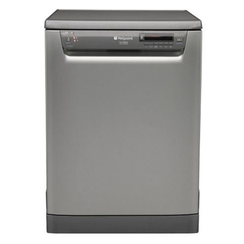 Hotpoint Ultima FDUD 4812 G Graphite Dishwasher