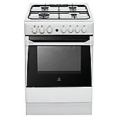 Indesit Is60G1W White Single Gas Cooker