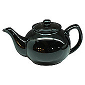 Tesco Teapot, Black