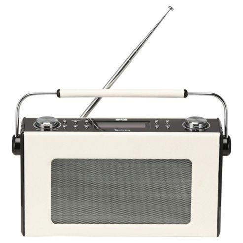 Technika 211L Retro Leather DAB Radio
