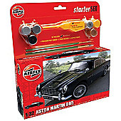 Airfix A50089 Aston Martin DB5 1:32 Scale Classic Car Starter Model Kit