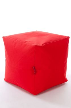Kaikoo Indoor/Outdoor Cube, Red