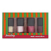 Tesco Fruity Nail Varnishes