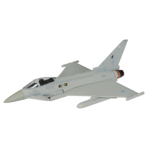 Corgi Toys Cs90697 Eurofighter And Spitfire Die Cast Aircraft