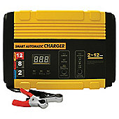 Polco 12V Smart Battery Charger - 12 amp