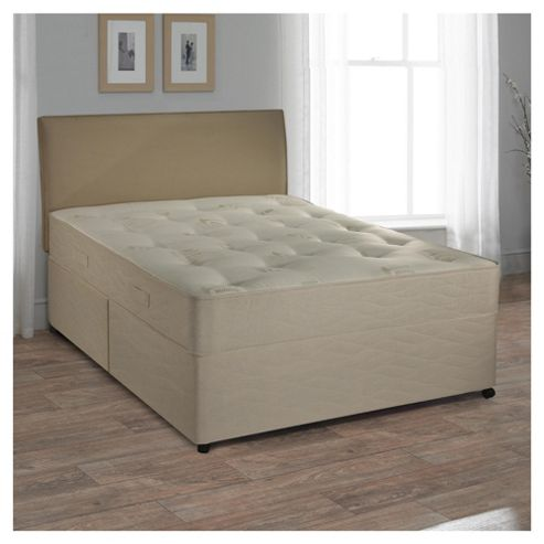 Myers Backcare Supreme Double Non Storage Divan Bed