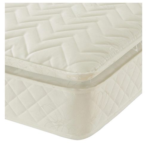Airsprung Luxury Trizone Pillowtop Single Mattress