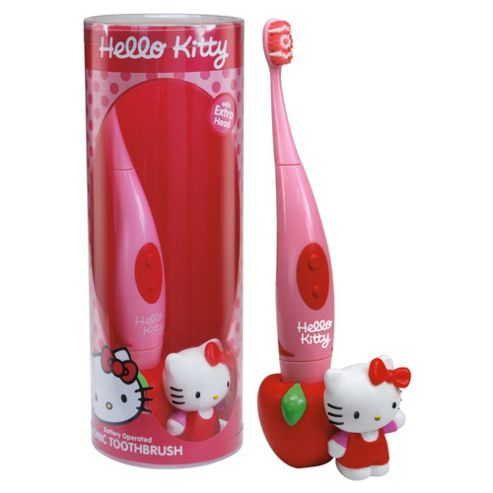 Hello Kitty Toothbrush