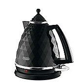 DeLonghi KBJ3001BK Kettle - Brilliant Black