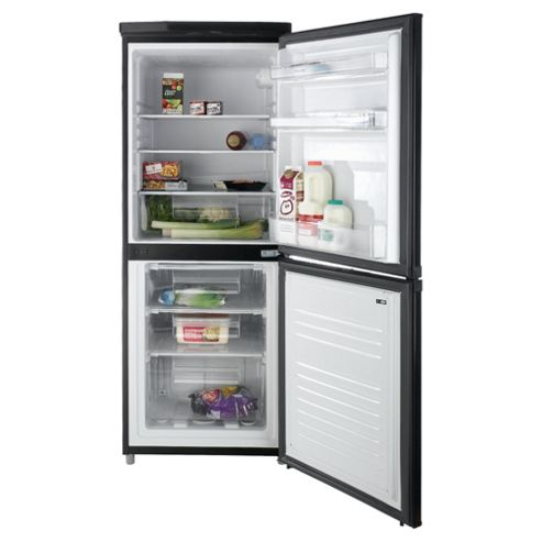 Tesco FB55145 Black Fridge Freezer