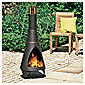 Colorado Steel Chimenea 105cm