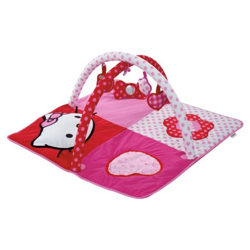 Worlds Apart Hello Kitty Baby Activity Play Gym