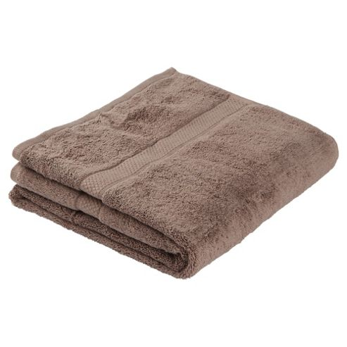 Finest Pima Bath Towel Taupe