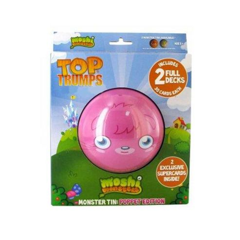Moshi Monsters Collector Tin