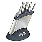 Global Knives 6 piece Knife Block Set