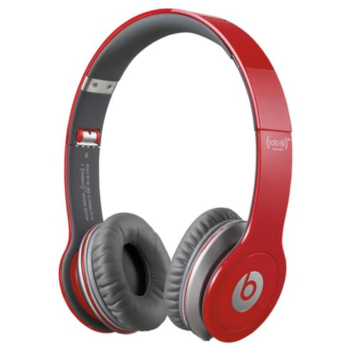 BEATS BY DR DRE Solo HD Headphones Red
