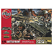 Airfix A50009 Battle Front 1:72 Scale Military Diorama Gift Set