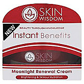 Skin Wisdom Instant Benefits Moonlight Renewal 50ml