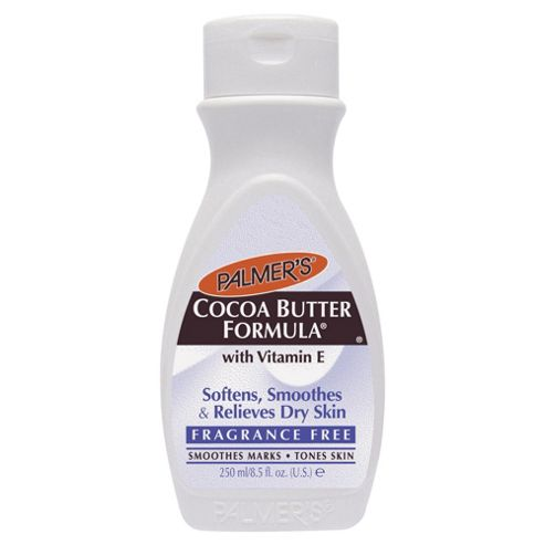 Palmers Cocoa Butter Formula Fragrance Free Lotion 250ml