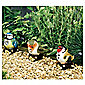 Bird Solar Spotlights 3pk - Robin, Chaffinch, Blue Tit