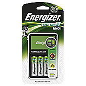 Energizer AA/AAA Compact Battery Charger