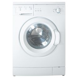 Tesco WMV610 Washing Machine, 6kg Wash Load, 1000 RPM Spin, A+ Energy Rating. White