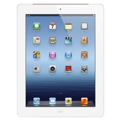 3rd Generation iPad Wi-Fi 4G 64GB White