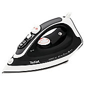Tefal FV3763 variable Steam Generator with Stainless Steel Plate - Black