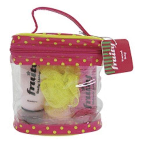 Tesco Fruity Travel Bag