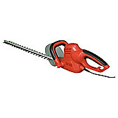 Red Electric Hedge Trimmer 600W
