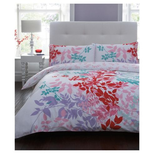 Midnight Oasis Duvet Cover Set Super Kingsize