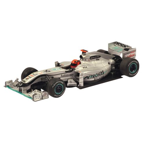 Hornby C314A Limited Edition Michael Schumacher Mercedes GP Petronas Scalextric